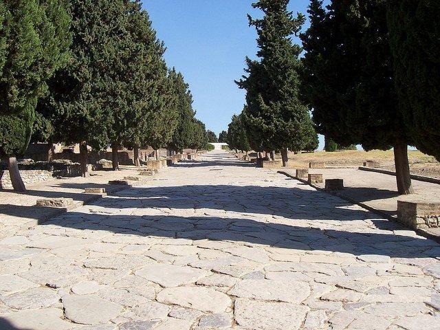 Itálica, la primera ciudad romana de Hispania (Sevilla) 2