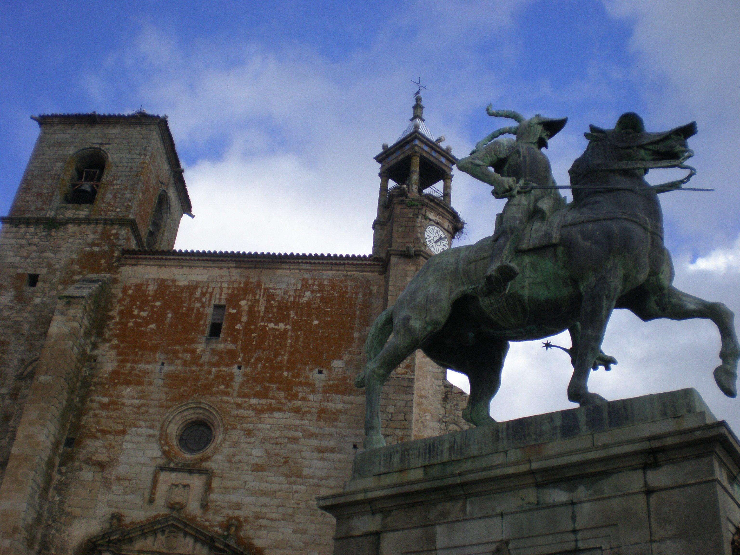 Trujillo, la tierra de Pizarro y Orellana (Cáceres) 1