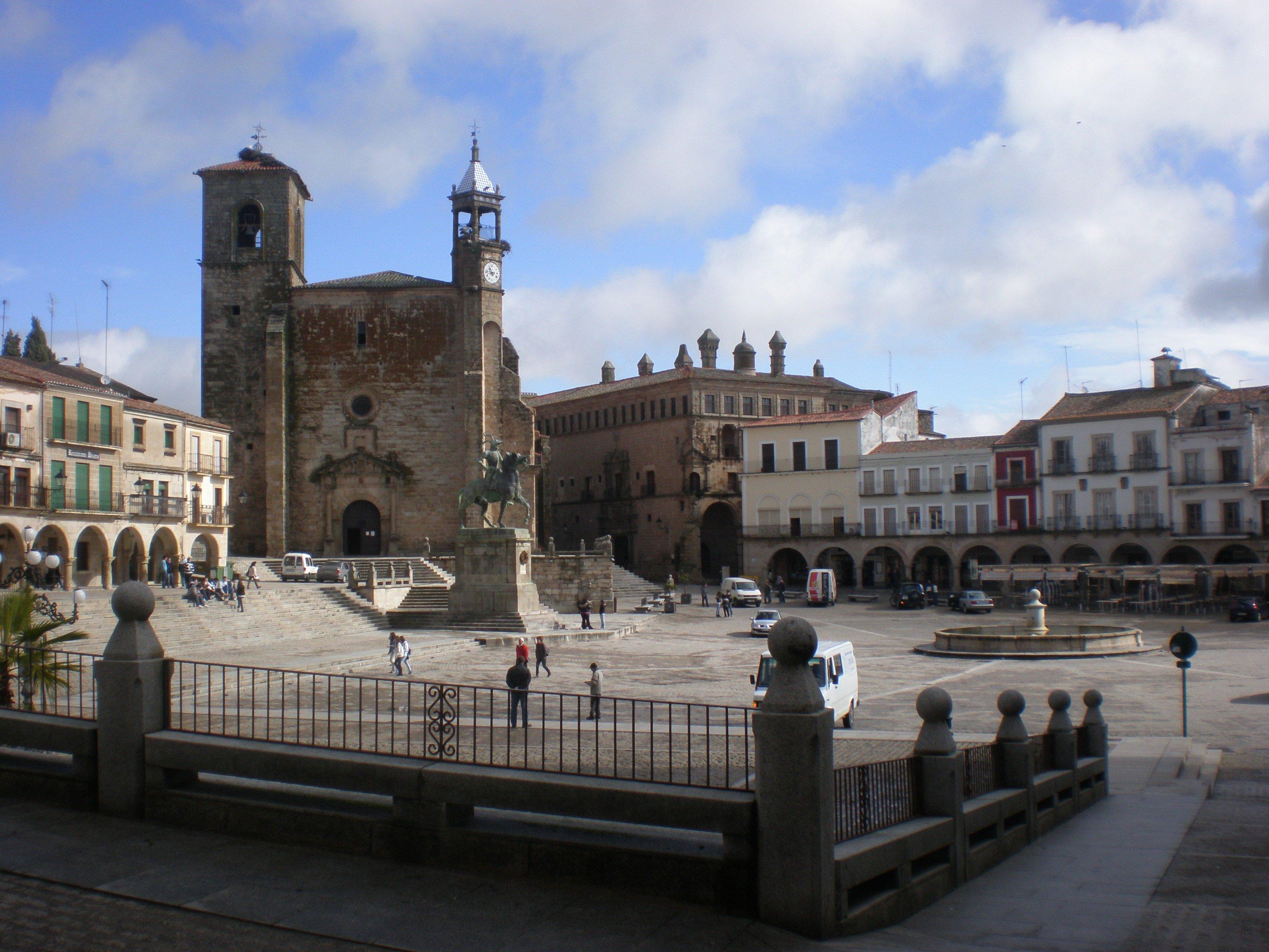 Trujillo, la tierra de Pizarro y Orellana (Cáceres) 2