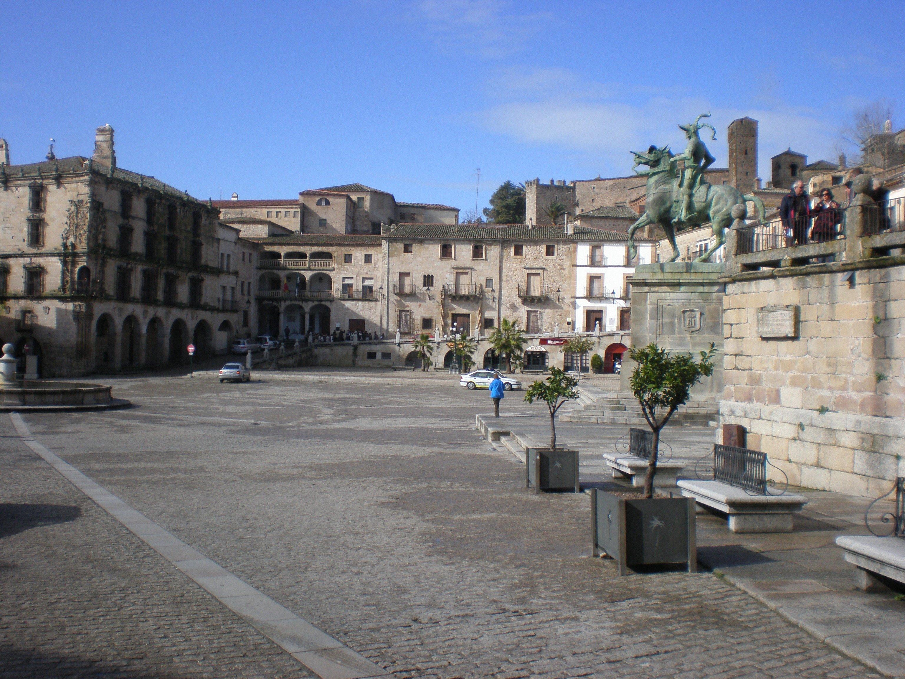 Trujillo, la tierra de Pizarro y Orellana (Cáceres) 3