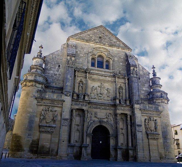 catedral el salvador úbeda