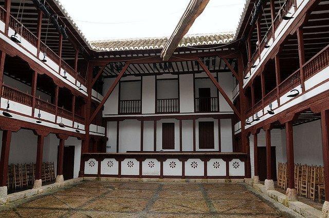 Almagro y su Corral de Comedias, el mejor teatro barroco (Ciudad Real)