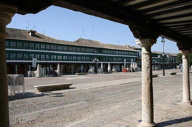Almagro y su Corral de Comedias, el mejor teatro barroco (Ciudad Real) 2