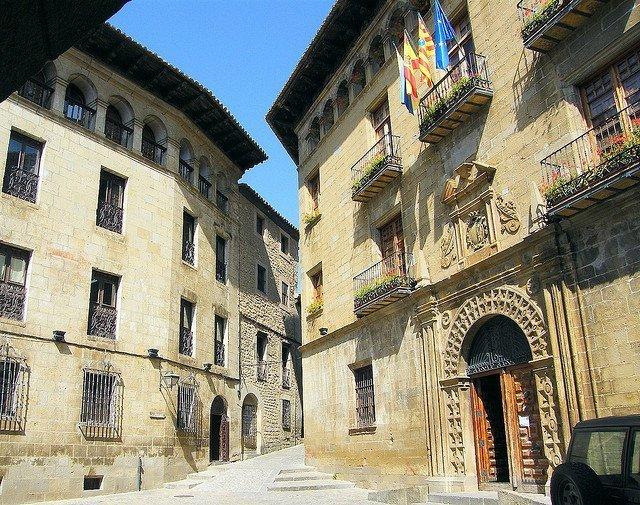 Sos del Rey Católico, la cuna de Fernando de Aragón (Zaragoza) 2