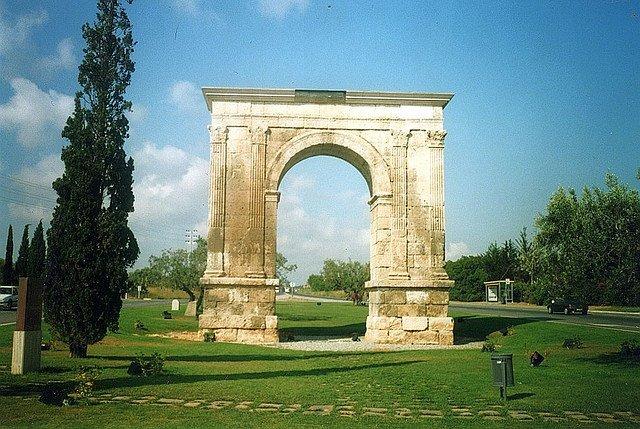 Hispania lugares con historia for El jardin del eden alicante