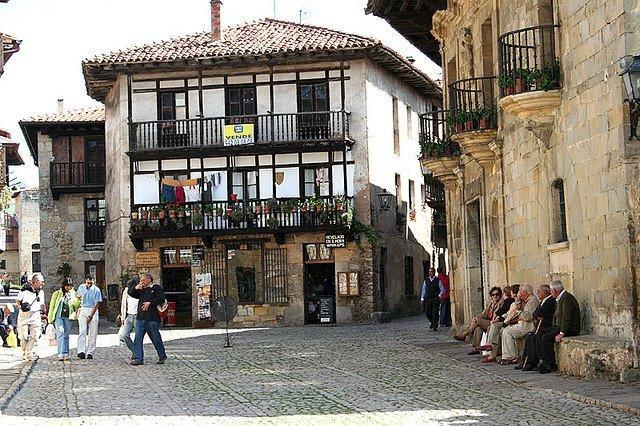 Santillana del Mar: la ciudad de las tres mentiras (Cantabria) 6