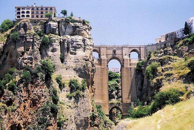 Ronda, tierra de bandoleros que atrajo a grandes artistas (Málaga) 1