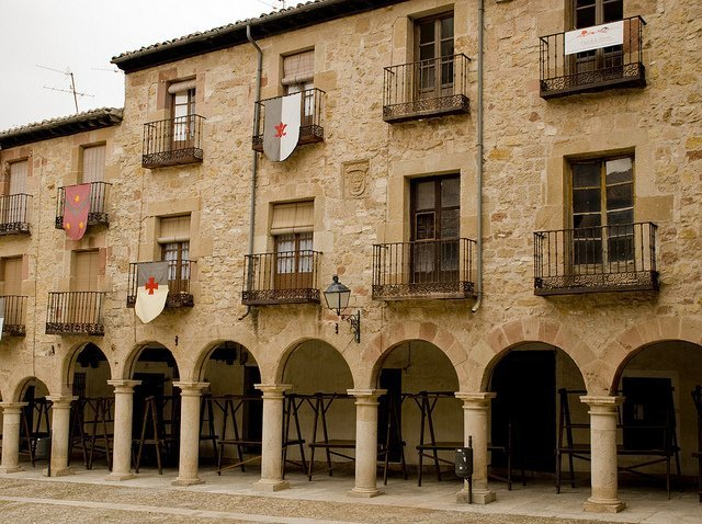 plaza ayuntamiento siguenza - Sigüenza, la ciudad del doncel (Guadalajara)