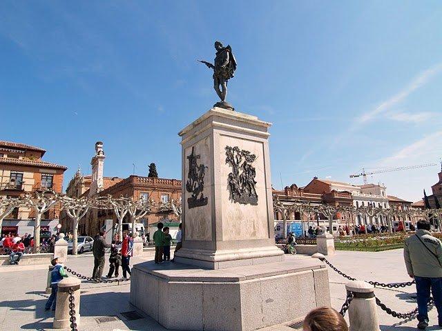 Alcalá de Henares, la cuna de Miguel de Cervantes (Madrid) 2