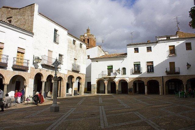 Zafra, la bella Safar judía, sede de importantes ferias (Badajoz) 4