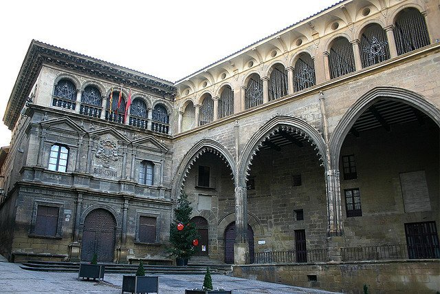 Alcañiz, capital de la Orden de Calatrava (Teruel) 2