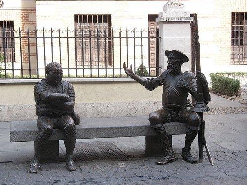 Alcalá de Henares, la cuna de Miguel de Cervantes (Madrid) 8