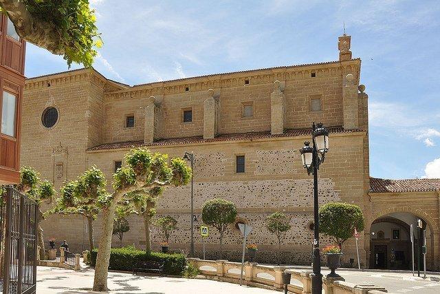 Santo Domingo de la Calzada, lleno de monumentos hacia el Camino de Santiago (La Rioja) 4