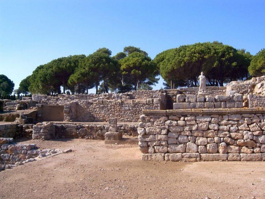 Ampurias: el inicio de la conquista de Hispania (Gerona)
