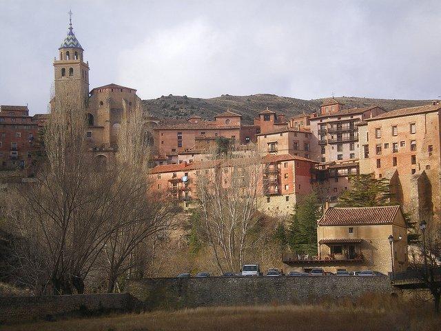 Albarracín, uno de los pueblos más bellos de España