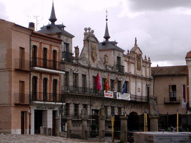 Tierra de reyes y Juana la Loca en Medina del Campo (Valladolid) 6