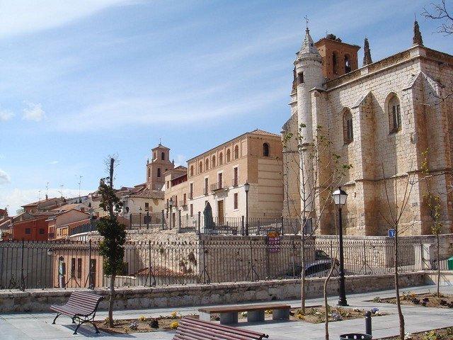 Tordesillas, donde se repartió el Nuevo Mundo (Valladolid) 8