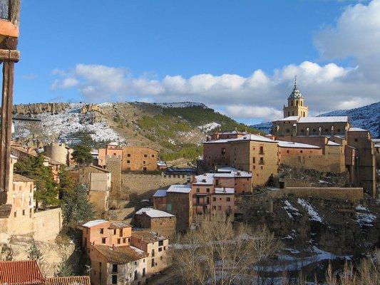 Panorámica Albarracin (Teruel)