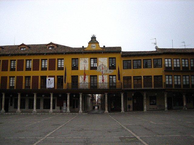 Tordesillas, donde se repartió el Nuevo Mundo (Valladolid) 4