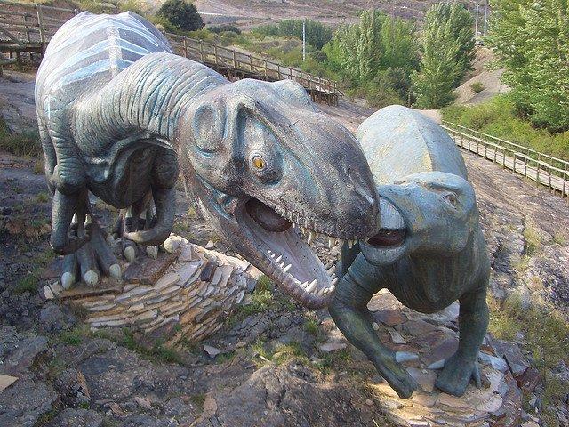 El valle de los dinosaurios: Enciso (La Rioja) 1
