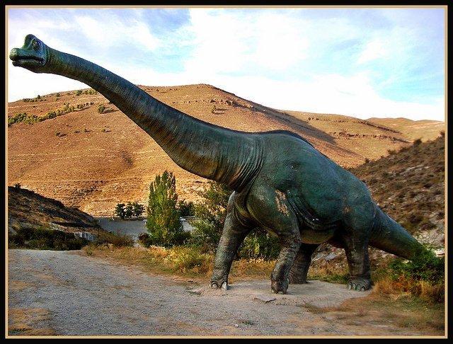 dinosaurios en la Rioja