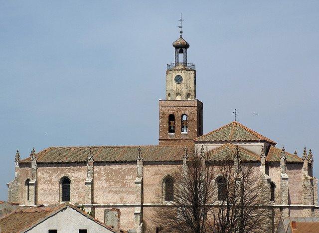 Iglesia de San Nicolás Coca