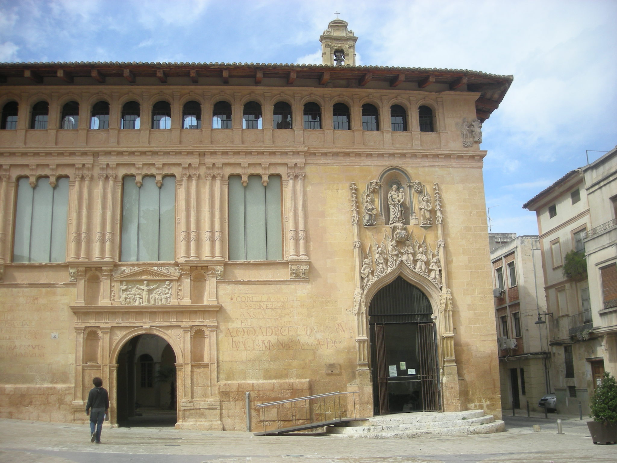 Xàtiva, la cuna de los Borgia y donde cuelga Felipe V al revés (Valencia) 4