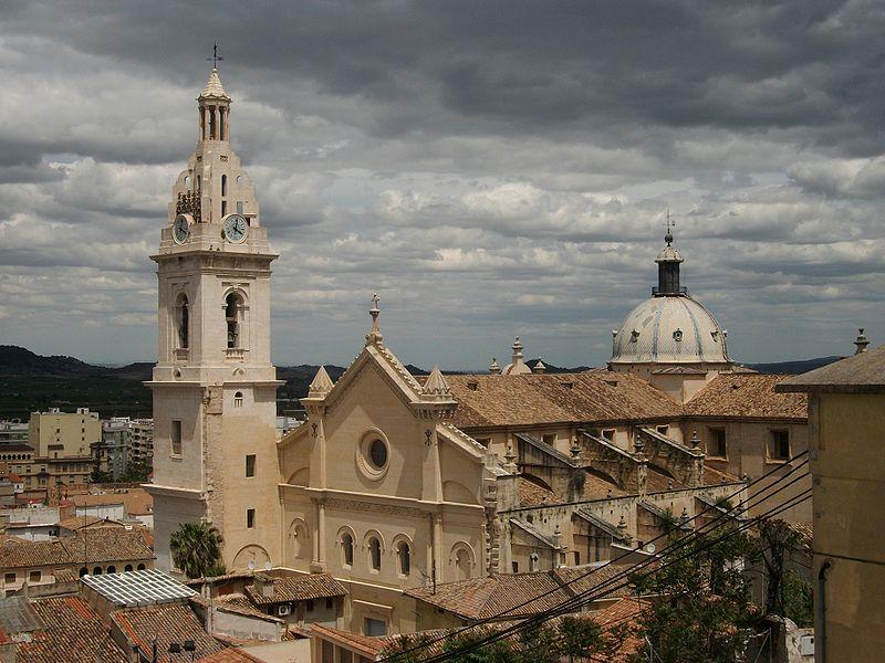 Xàtiva, la cuna de los Borgia y donde cuelga Felipe V al revés (Valencia) 8