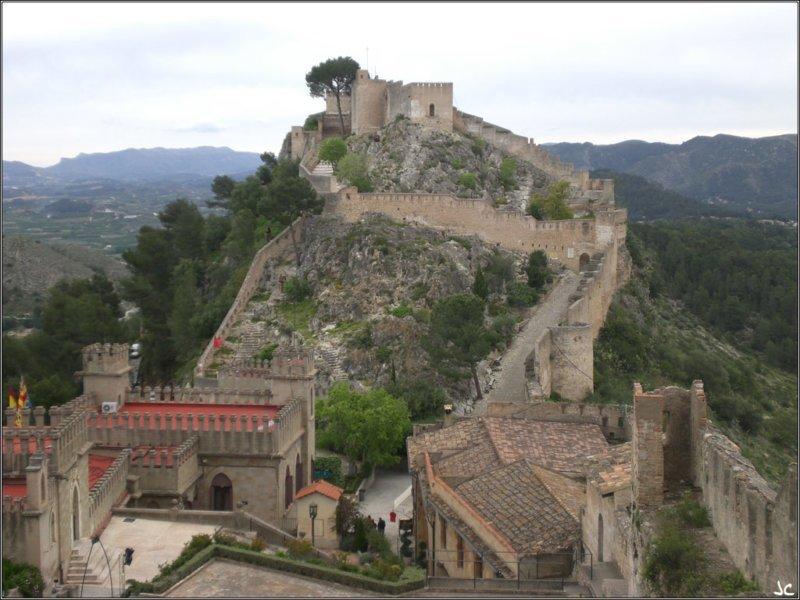 Xàtiva, la cuna de los Borgia y donde cuelga Felipe V al revés (Valencia)