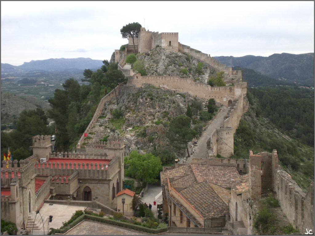 Xàtiva, la cuna de los Borgia y donde cuelga Felipe V al revés (Valencia) 6