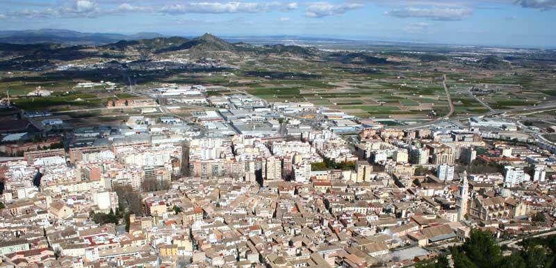 Xàtiva, la cuna de los Borgia y donde cuelga Felipe V al revés (Valencia) 2