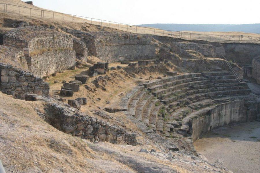 Segóbriga, una de las ciudades romanas mejor conservadas de Europa (Cuenca) 8