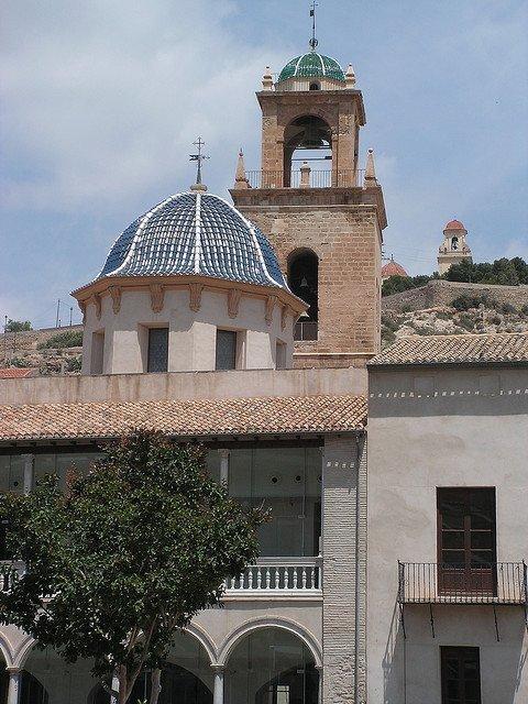 iglesia de Orihuela (Alicante)