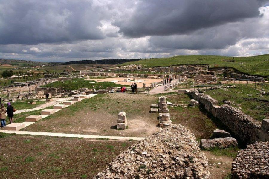 Segóbriga, una de las ciudades romanas mejor conservadas de Europa (Cuenca) 2