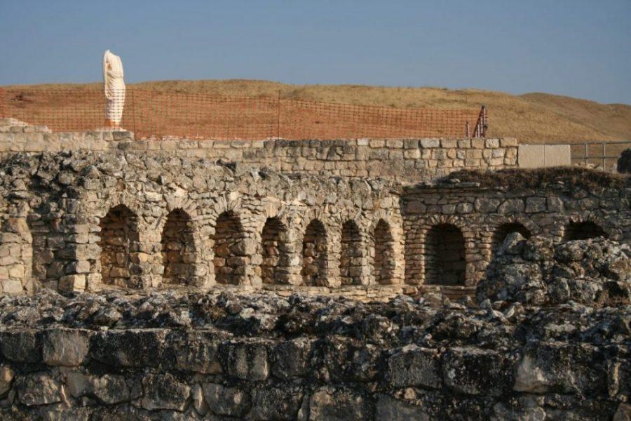 Segóbriga, una de las ciudades romanas mejor conservadas de Europa (Cuenca)