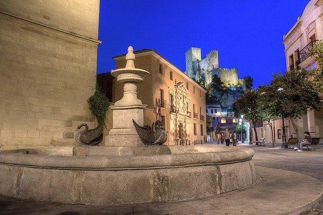 Almansa y el castillo que recuerda la Guerra de Sucesión (Albacete) 4