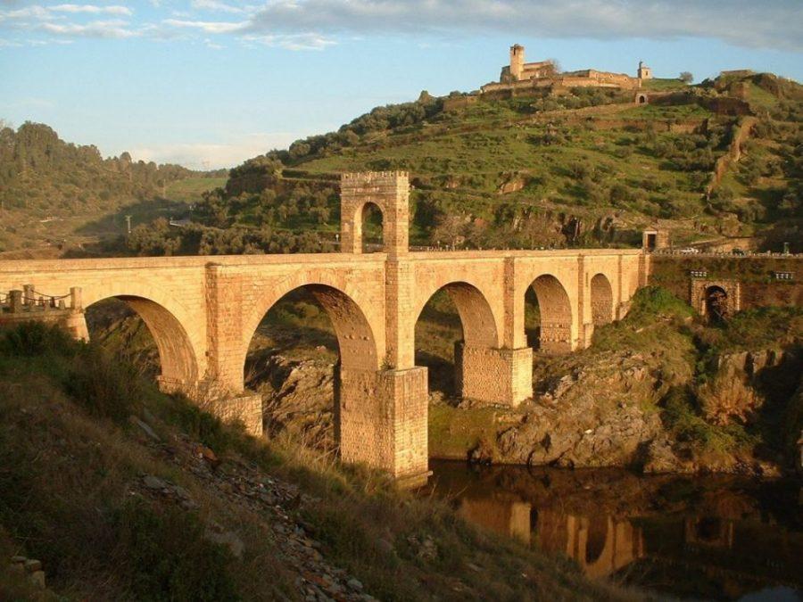 Alcántara, el mejor puente de la Hispania romana (Cáceres)