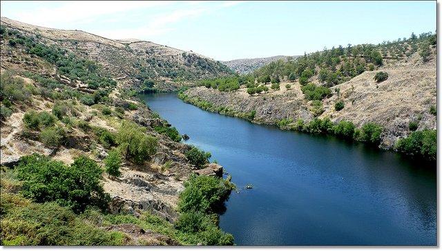 rio Tajo en Alcantara
