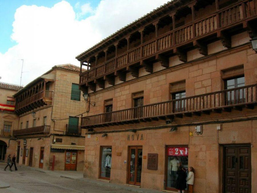 Villanueva de los Infantes: ¿El lugar de la Mancha de cuyo nombre no quiso acordarse Cervantes? 3