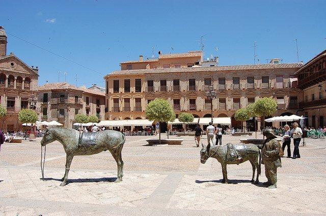 Villanueva de los Infantes: ¿El lugar de la Mancha de cuyo nombre no quiso acordarse Cervantes? 2