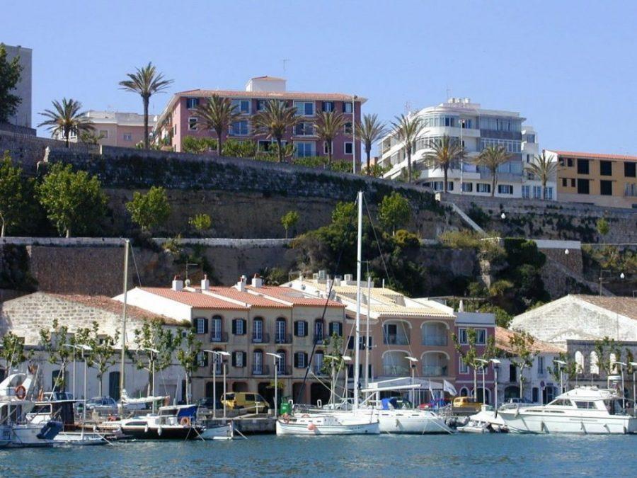 Mahón: la isla que ocuparon los ingleses (Menorca) 1