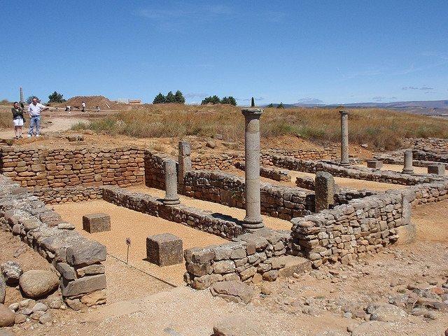 Numancia: el asedio que impresionó a Roma (Soria) 1