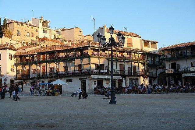 Chinchón, la brava población que combatió al invasor francés (Madrid) 4