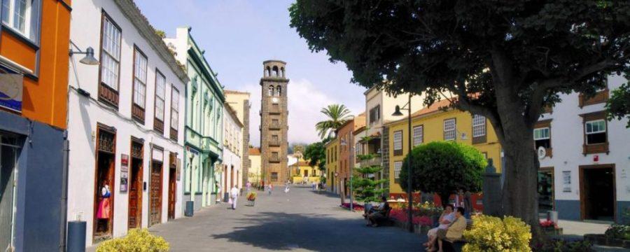 San Cristóbal de la Laguna: por algo es Patrimonio de la Humanidad (Tenerife)