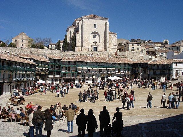 Chinchón, la brava población que combatió al invasor francés (Madrid) 6