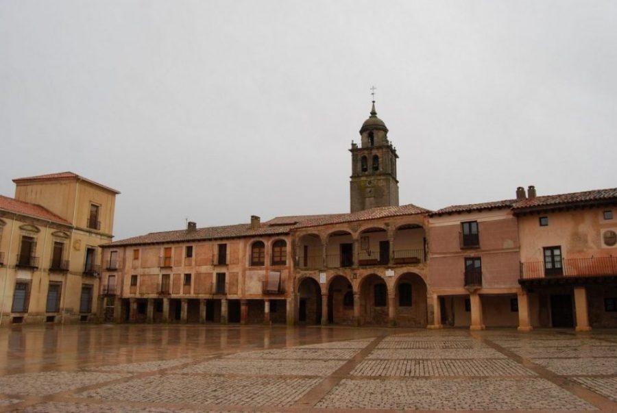 Medinaceli: la del arco romano, Almanzor y el Empecinado (Soria) 2