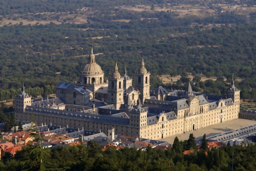 El Escorial, la Octava Maravilla del Mundo (Madrid)