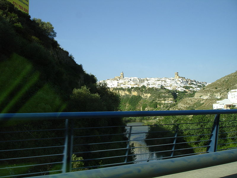 Arcos de la Frontera: cabeza de un reino taifa (Cádiz) 1