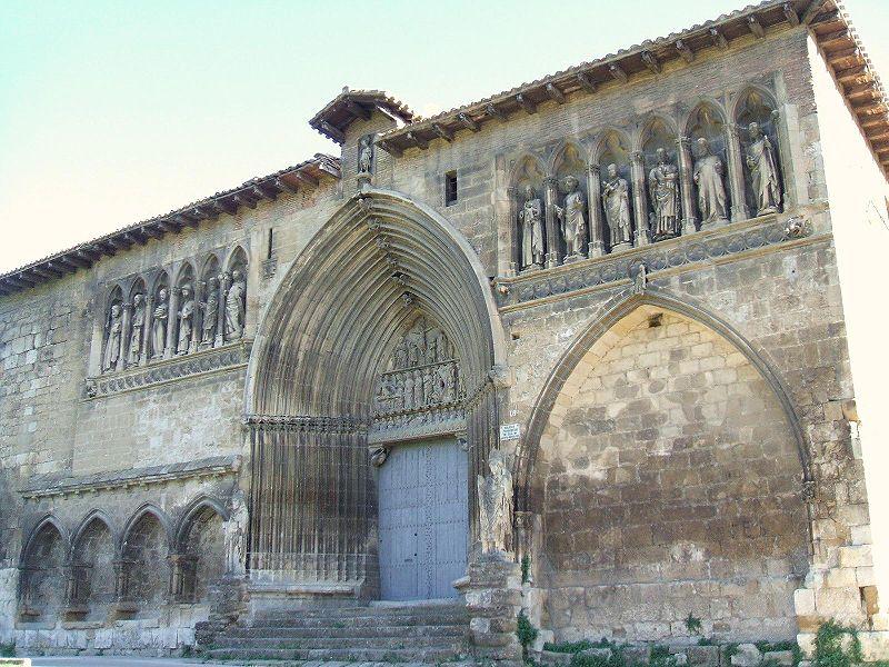 Estella: punto de travesía del Camino de Santiago y de encuentro de paz (Navarra) 4