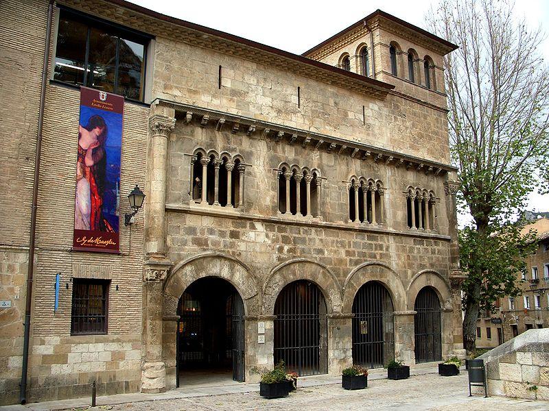 Estella: punto de travesía del Camino de Santiago y de encuentro de paz (Navarra) 3